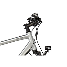 """Kalkhoff Endeavour 30 - Vélo de trekking - 28"""" argent"""